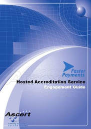 faster payments hosted accreditation service